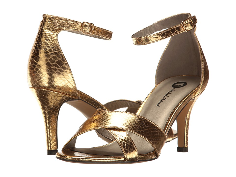 Michael Antonio - Rees - Snake (Gold) High Heels