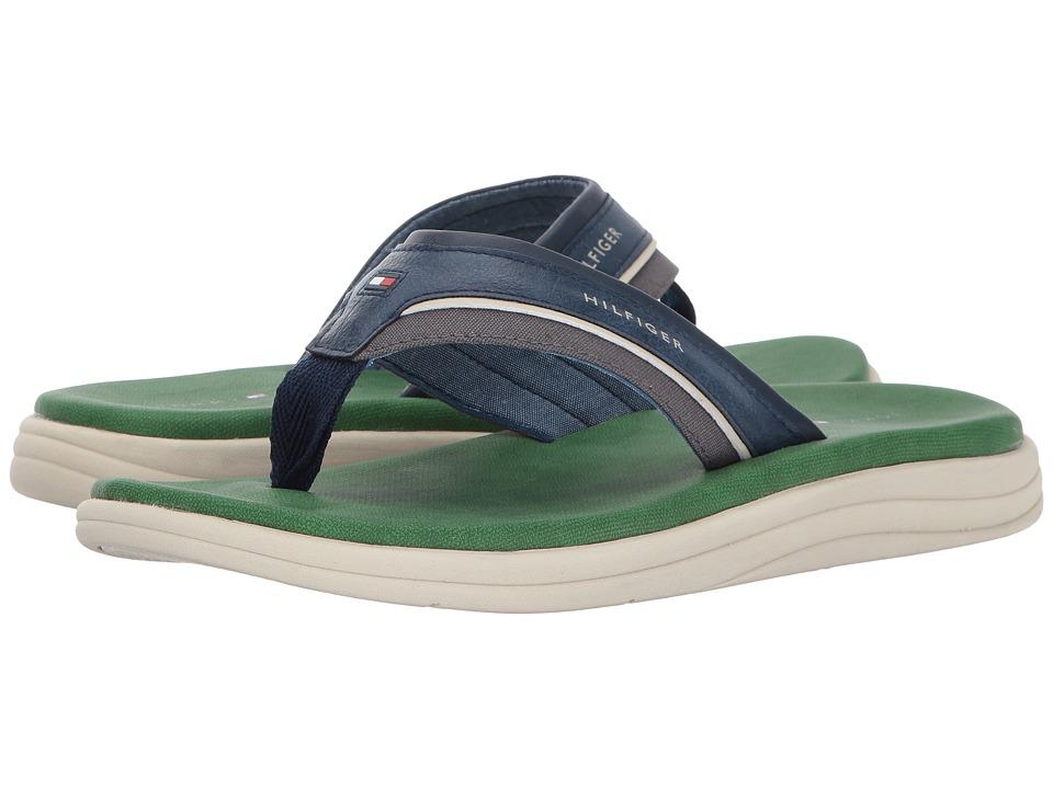 Tommy Hilfiger - Ollie (Green) Men's Shoes