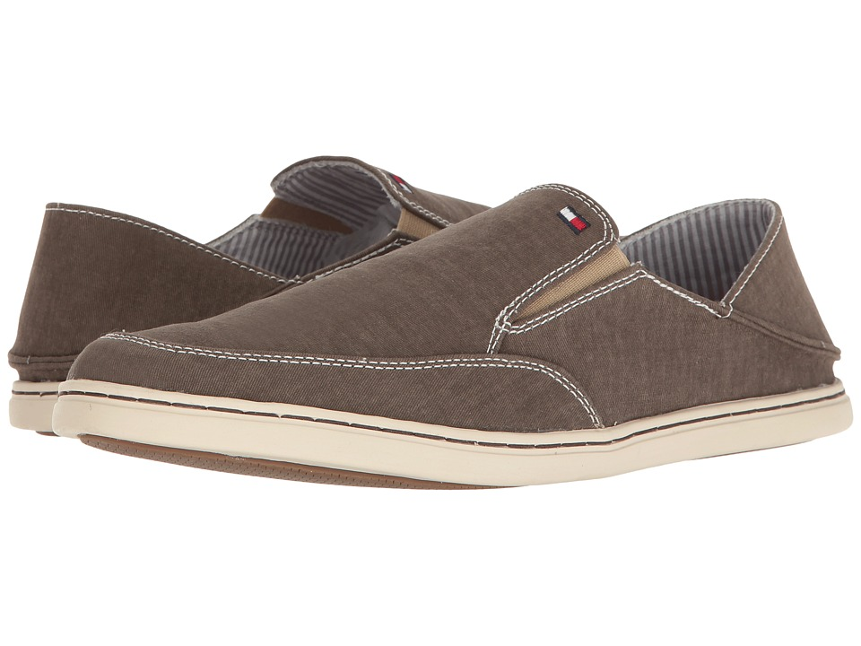Tommy Hilfiger - Clapton (Brown) Men's Shoes