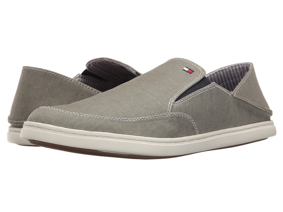 Tommy Hilfiger - Clapton (Grey) Men's Shoes