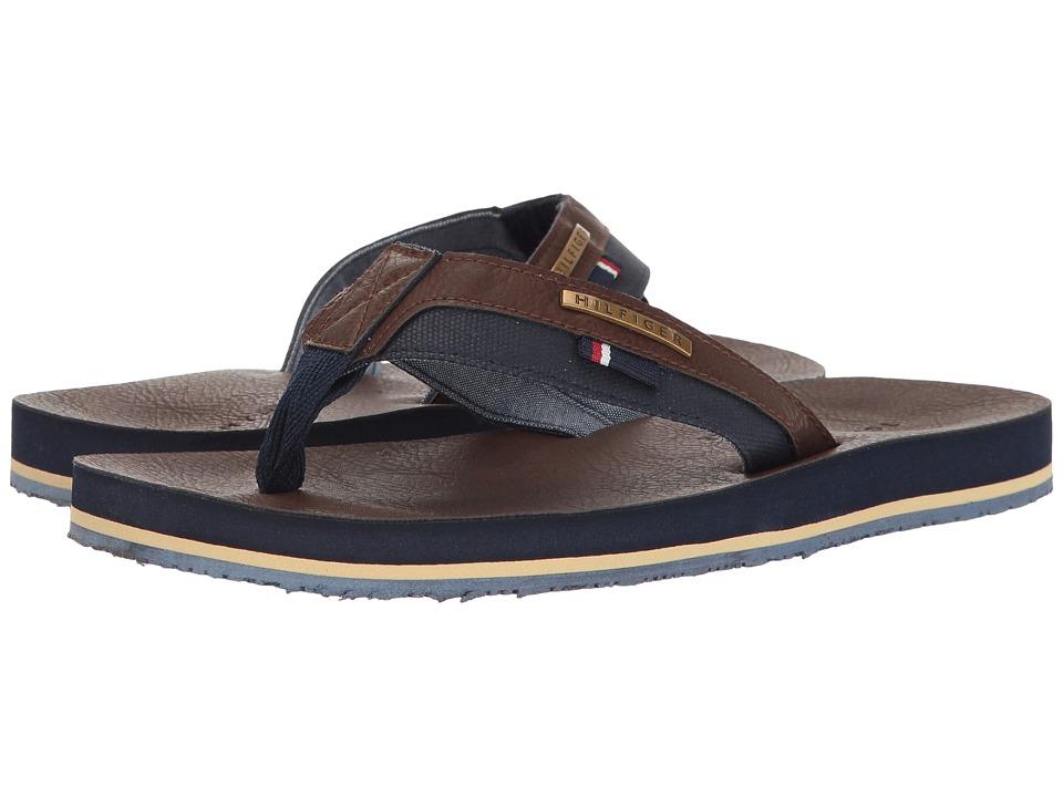 Tommy Hilfiger - Dex (Brown) Men's Shoes