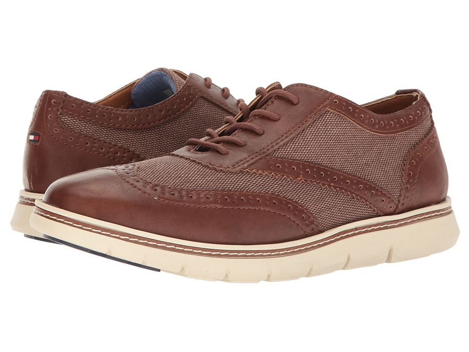 Tommy Hilfiger - Faro (Tan) Men's Shoes