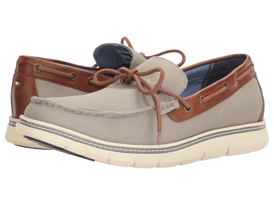 Tommy Hilfiger - Fern (Grey) Men's Shoes