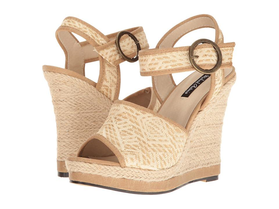 Michael Antonio - Galleria - Woven (Natural) Women's Shoes