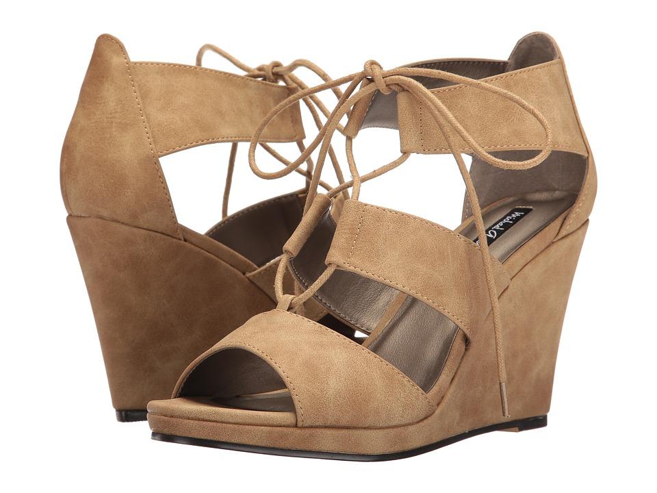 Michael Antonio - Andra (Dark Sand) Women's Shoes