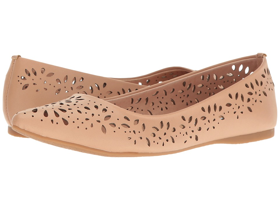 Steve Madden - Edyna (Natural) Women's Shoes