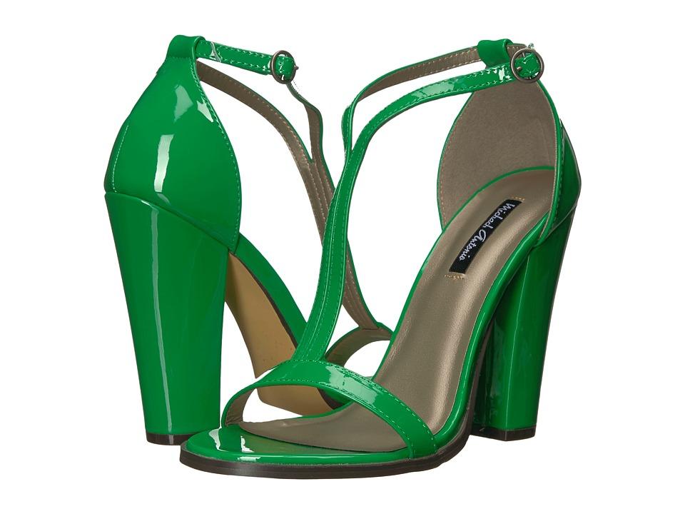 Michael Antonio Jons Patent (Green) Women
