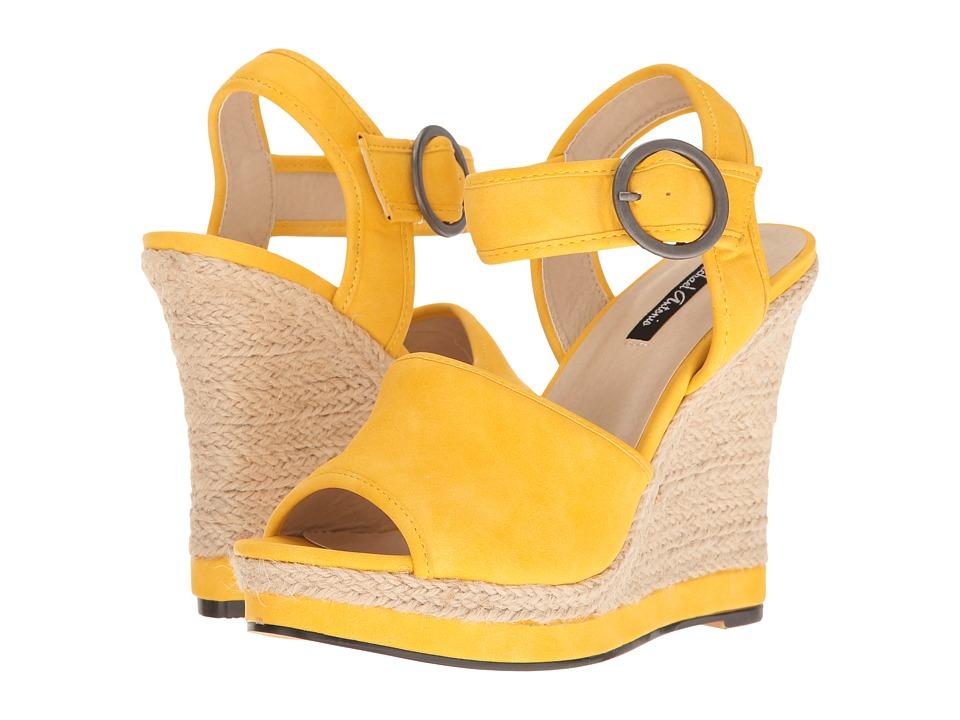 Michael Antonio - Galleria (Yellow) Women's Shoes