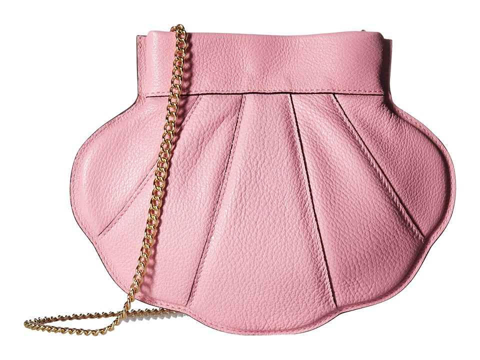 Boutique Moschino - Shell Bag (Pink) Bags
