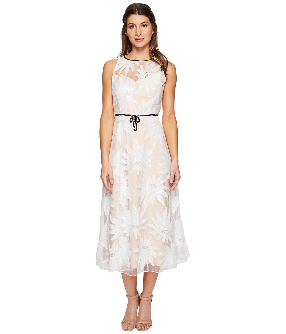 Eva by Eva Franco - Sutton Dress (White Haven) Women's Dress