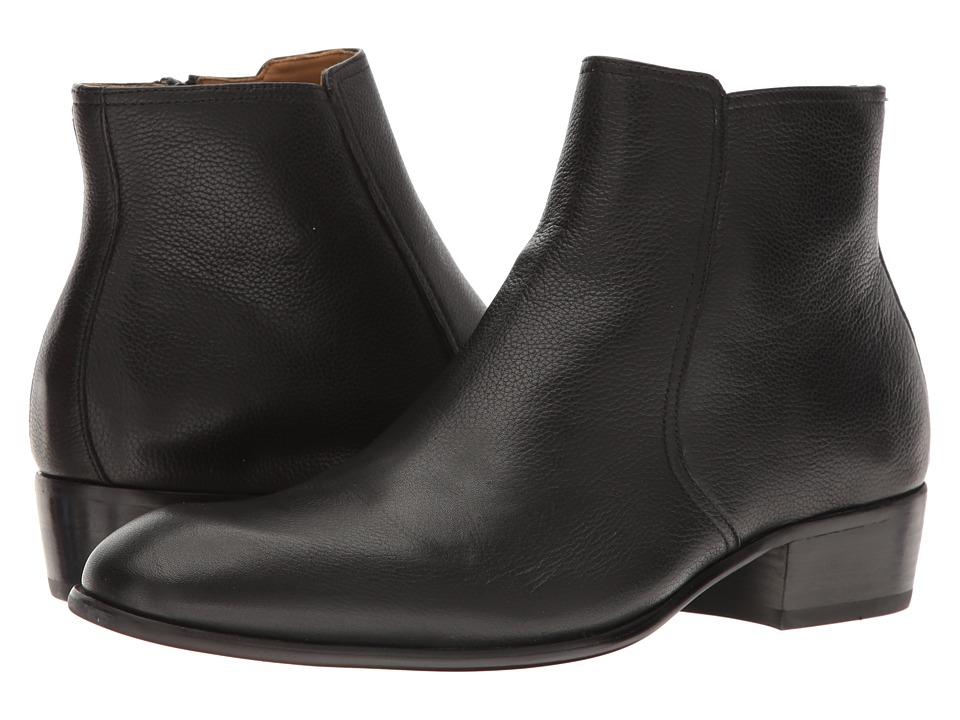 ALDO - Swift (Black Leather) Men's Pull-on Boots