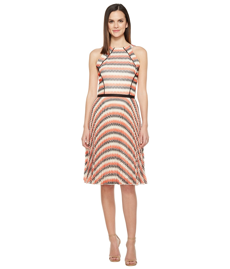 Eva by Eva Franco - Valeria Dress (Heartthrob) Women's Dress