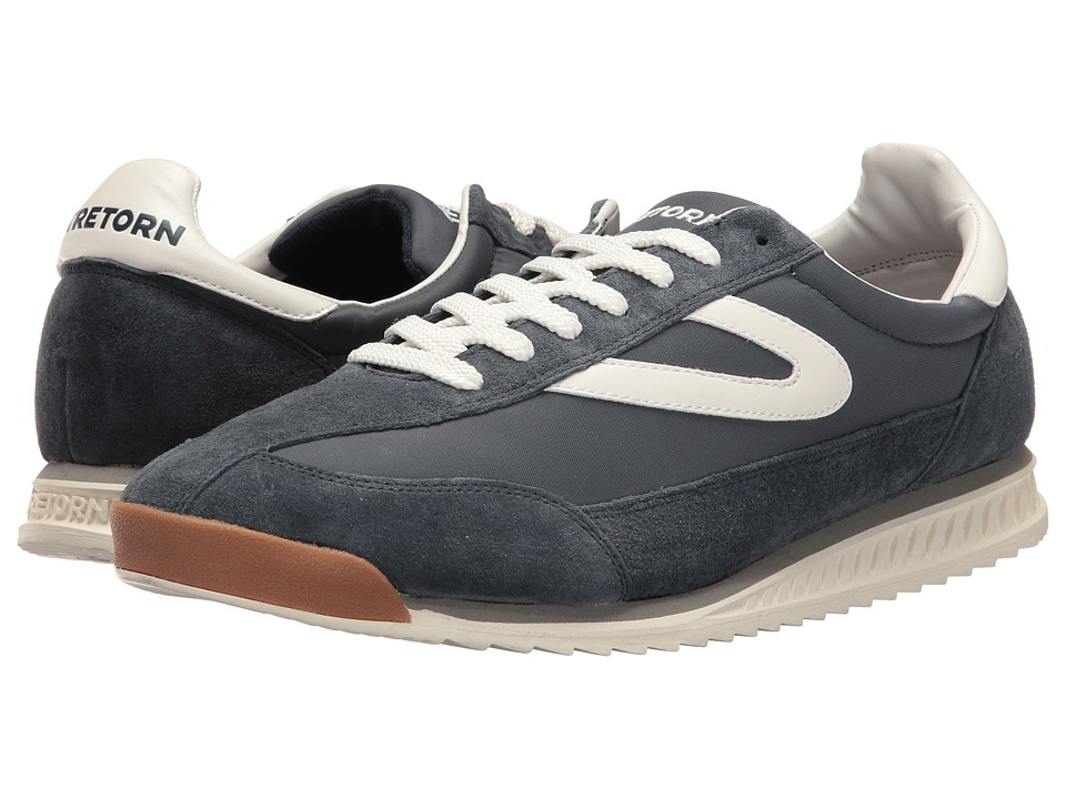 Tretorn - Rawlins 3 (Denim Navy/White) Men's Lace up casual Shoes