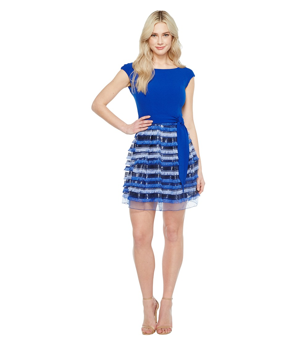 Eva by Eva Franco Folly Fringe Dress