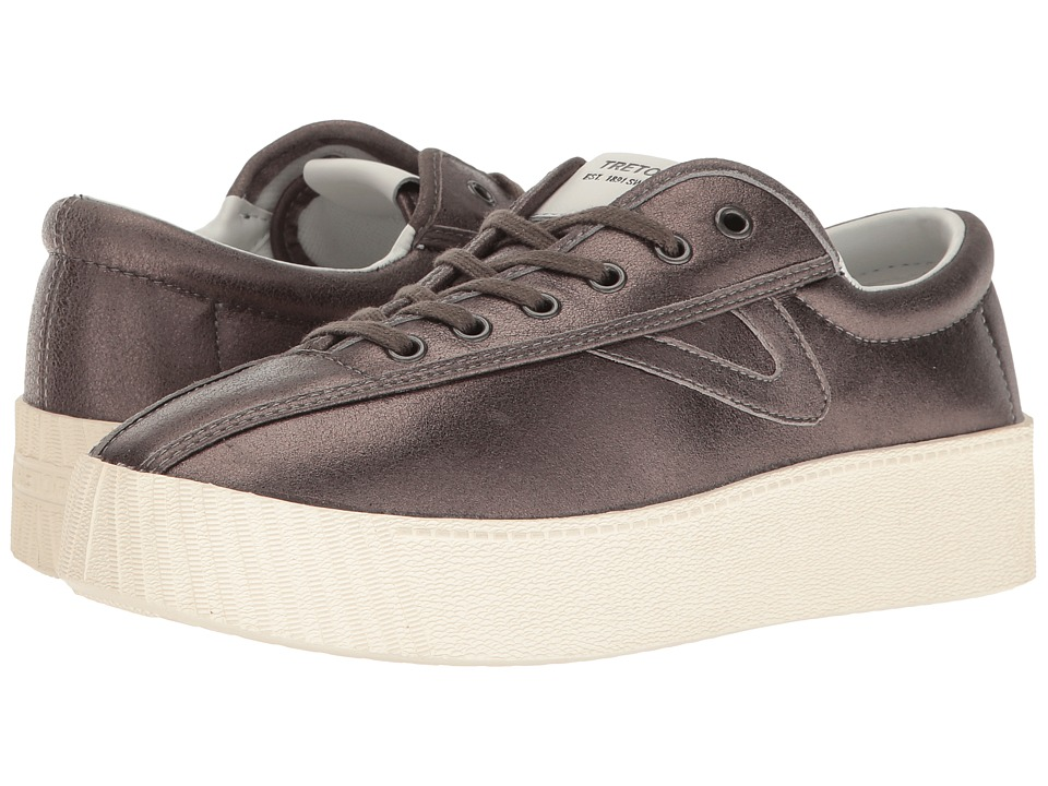 Tretorn - Nylite 6 Bold (Charcoal) Women's Shoes