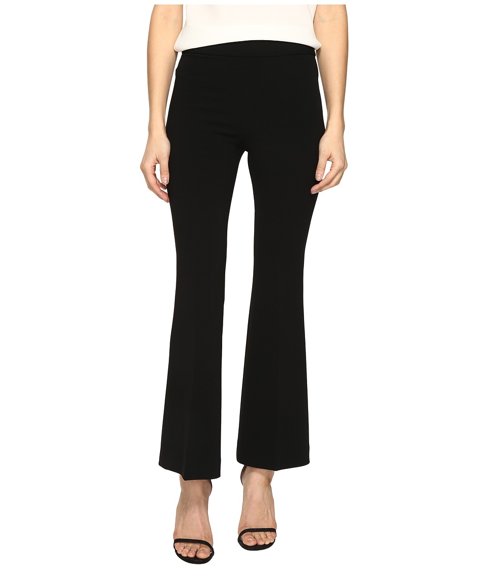 Boutique Moschino - Wide Ankle Pants (Black) Women's Casual Pants