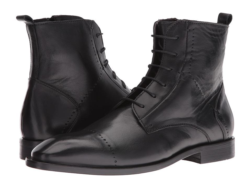 Bacco Bucci - Gabi (Black) Men's Shoes
