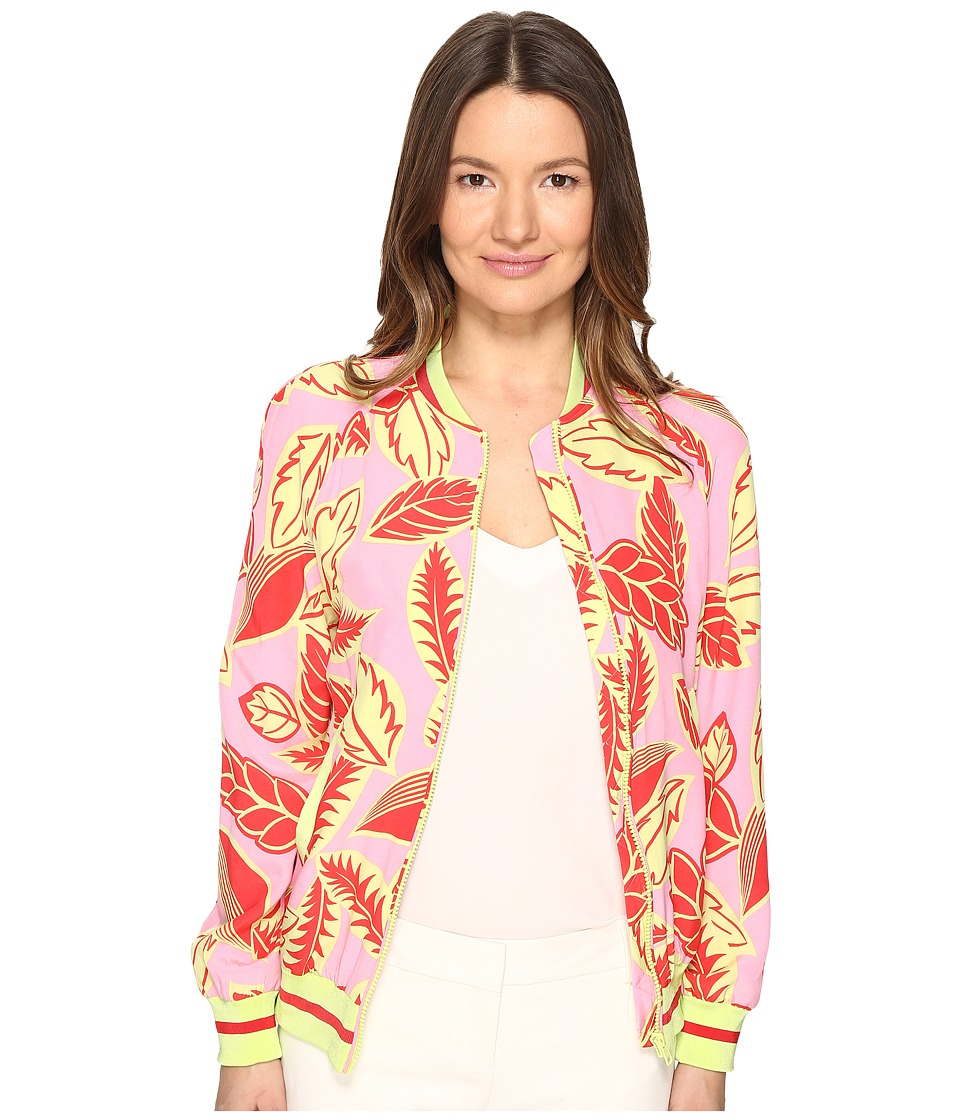 Boutique Moschino - Bomber (Pink Tropic) Women's Coat