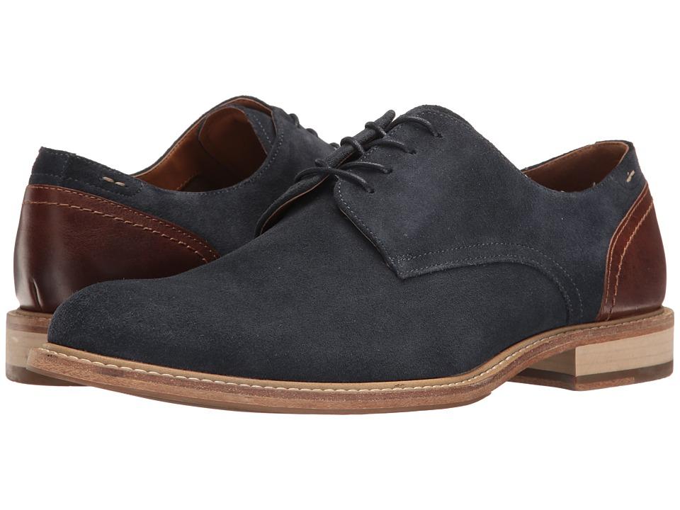 ALDO - Galeri (Navy Suede) Men's Lace up casual Shoes