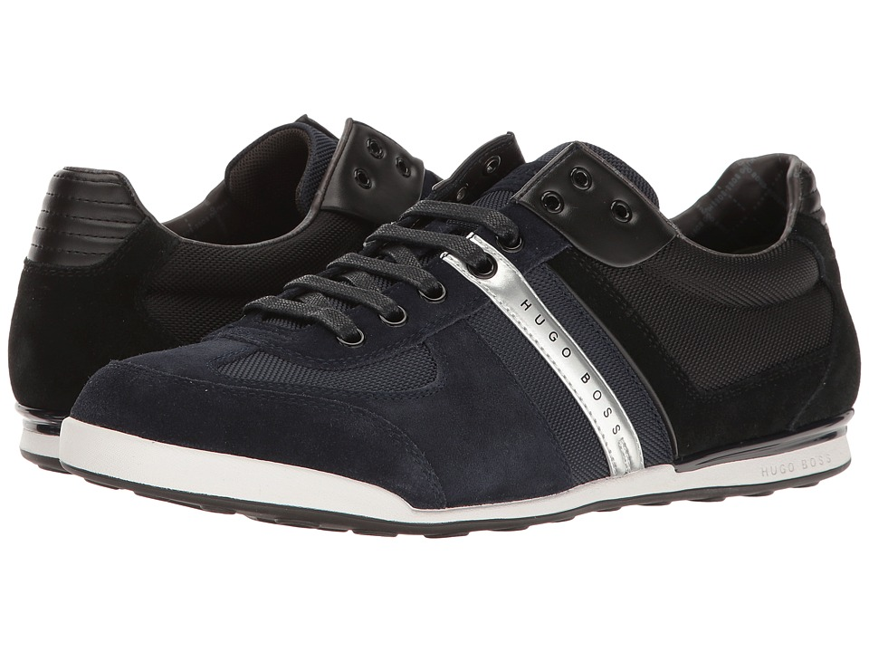 BOSS Hugo Boss - Akeen by BOSS Green (Dark Blue) Men's Lace up casual Shoes
