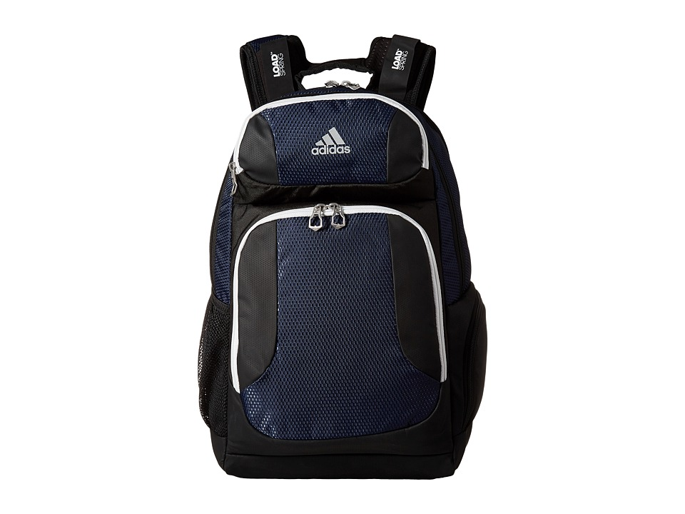 adidas - Strength Backpack (Collegiate Navy/Onix) Backpack Bags