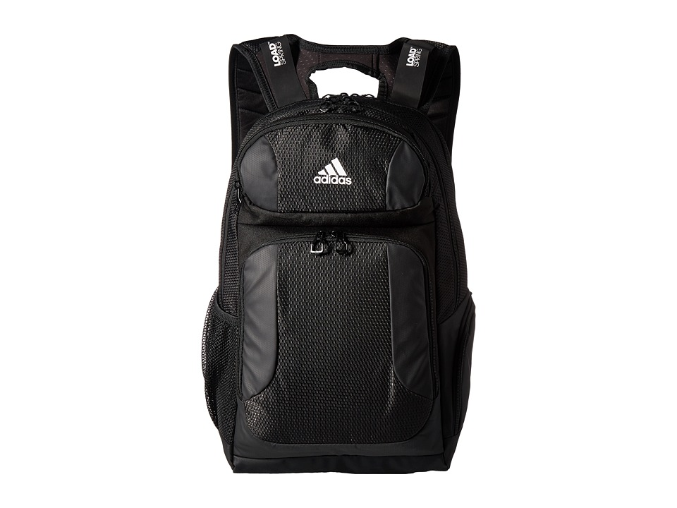adidas - Strength Backpack (Black) Backpack Bags