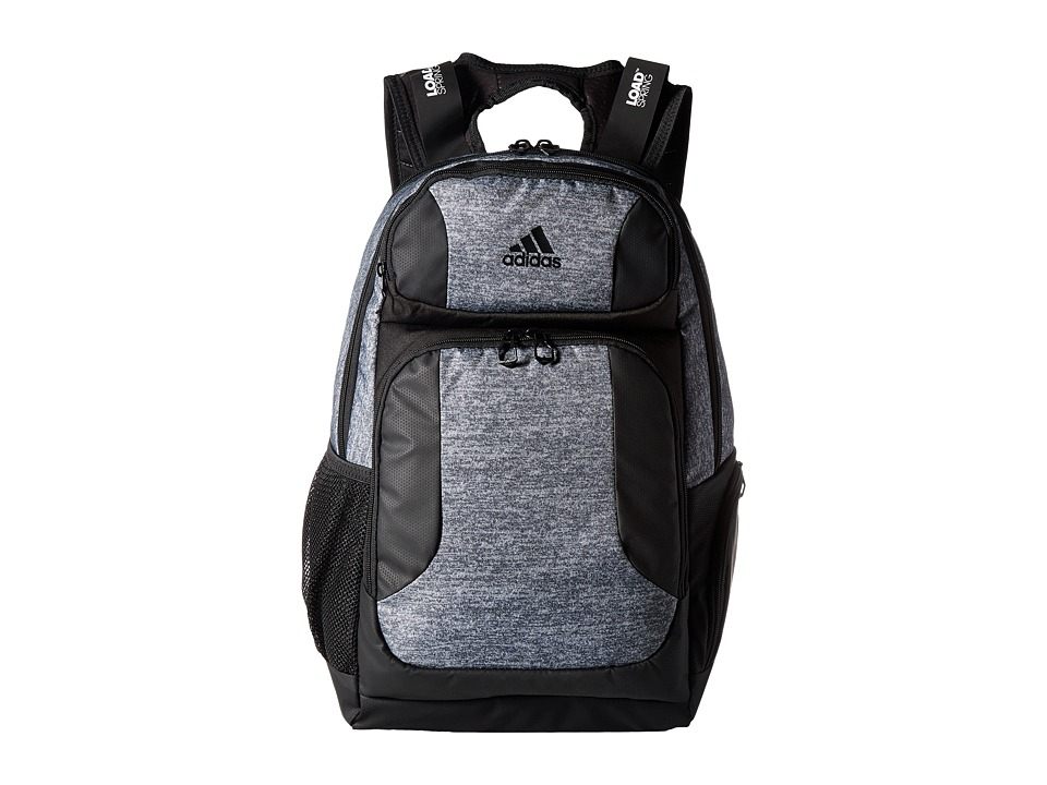 adidas - Strength Backpack (Jersey Onix/Black) Backpack Bags