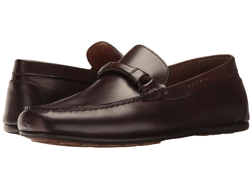 ALDO - Uniarien (Dark Brown) Men's Slip on Shoes