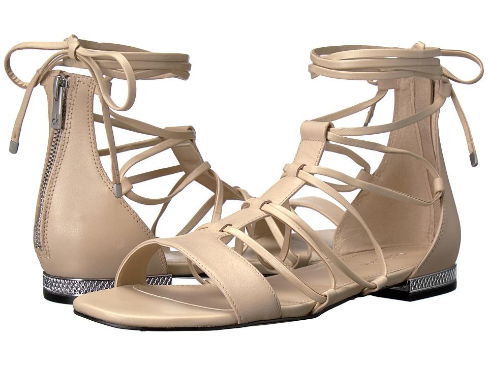Calvin Klein Elina (Sand Leather) Women