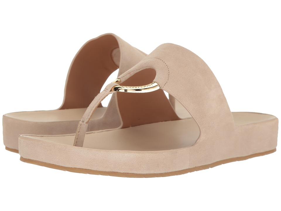Calvin Klein - Mali (Sand Suede) Women's Shoes