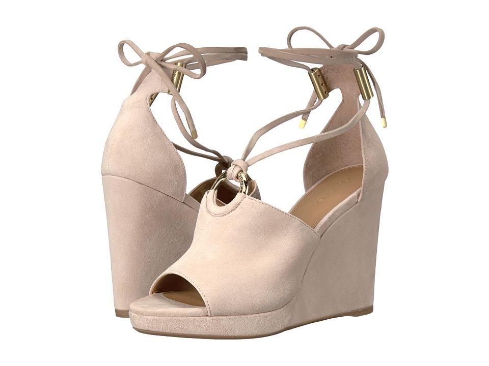 Calvin Klein - Ramona (Sand Suede) Women's Shoes