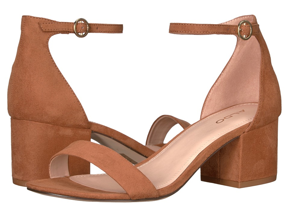 ALDO - Mellisa (Cognac) Women's Sling Back Shoes