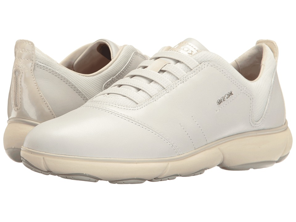 Geox W NEBULA 3 (Off-White) Women