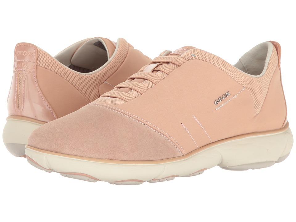 Geox - WNEBULA9 (Light Pink) Women's Shoes