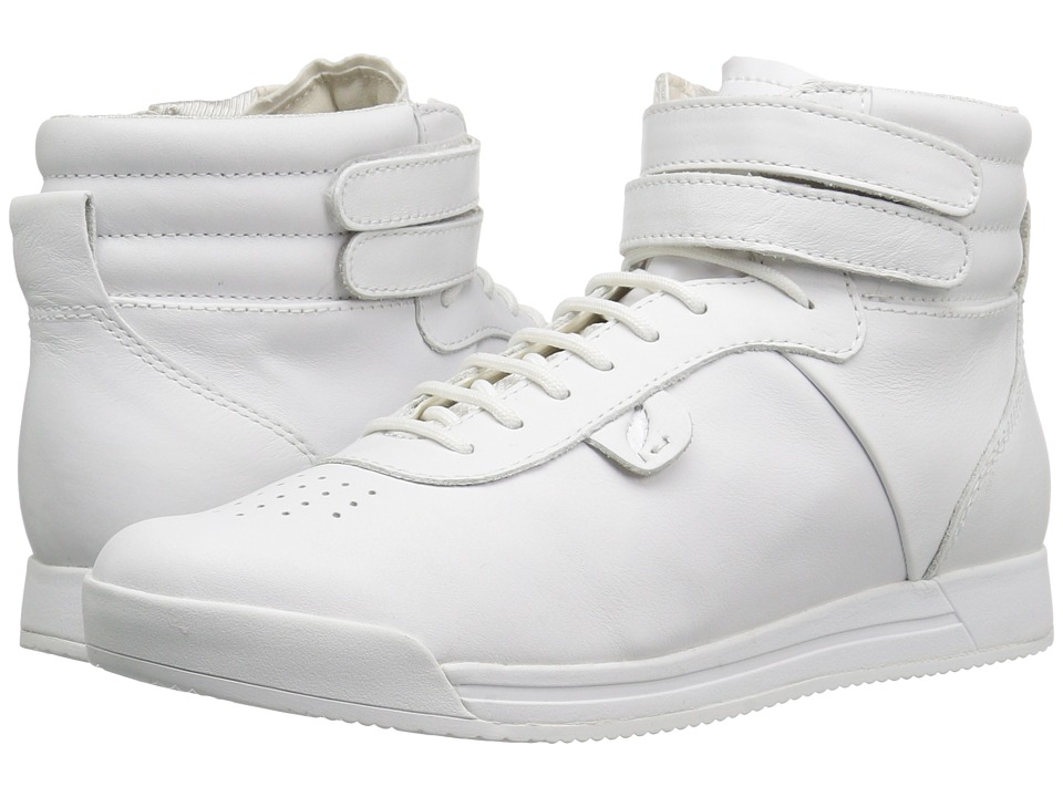 Geox - W CHEWA 4 (White) Women's Lace up casual Shoes