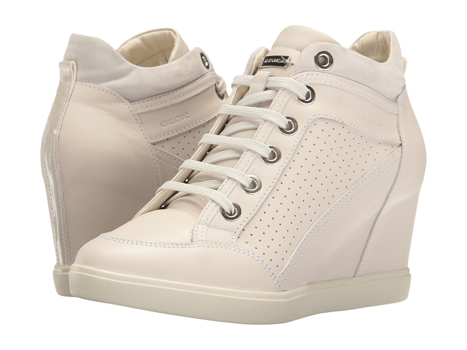 Geox W ELENI 31 (Off-White) Women