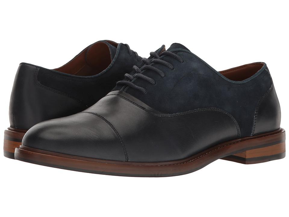 ALDO - Cadodia (Cognac) Men's Lace Up Wing Tip Shoes