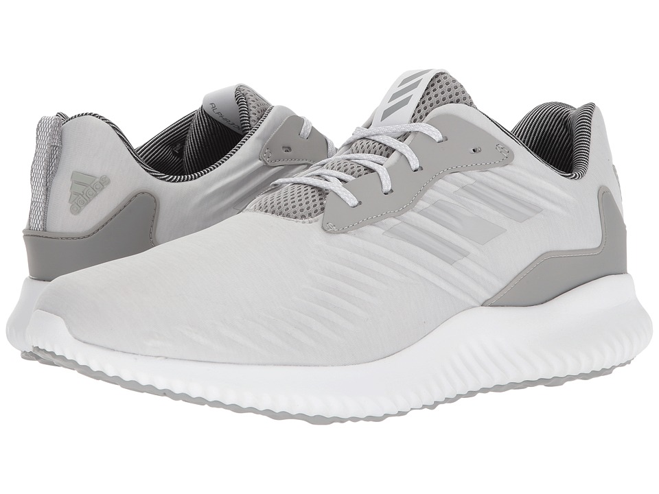 adidas - Alphabounce RC (Light Grey Heather/LGH Solid Grey/MGH Solid Grey) Men's Running Shoes