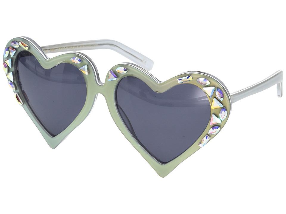 Image of A-Morir - Deily (Hologram) Plastic Frame Fashion Sunglasses
