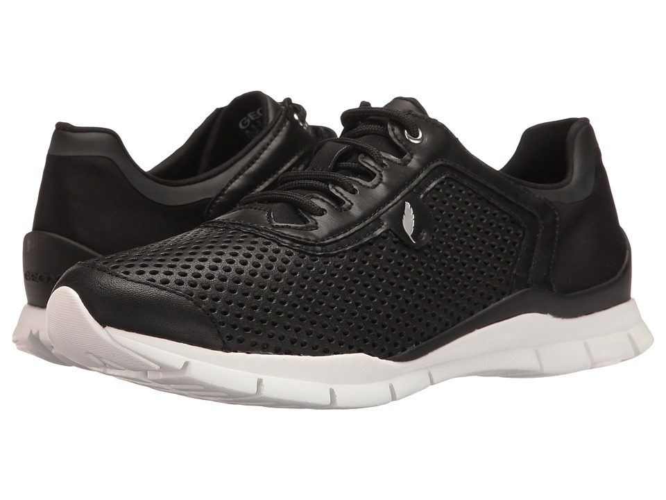 Geox - W SUKIE 19 (Black) Women's Shoes