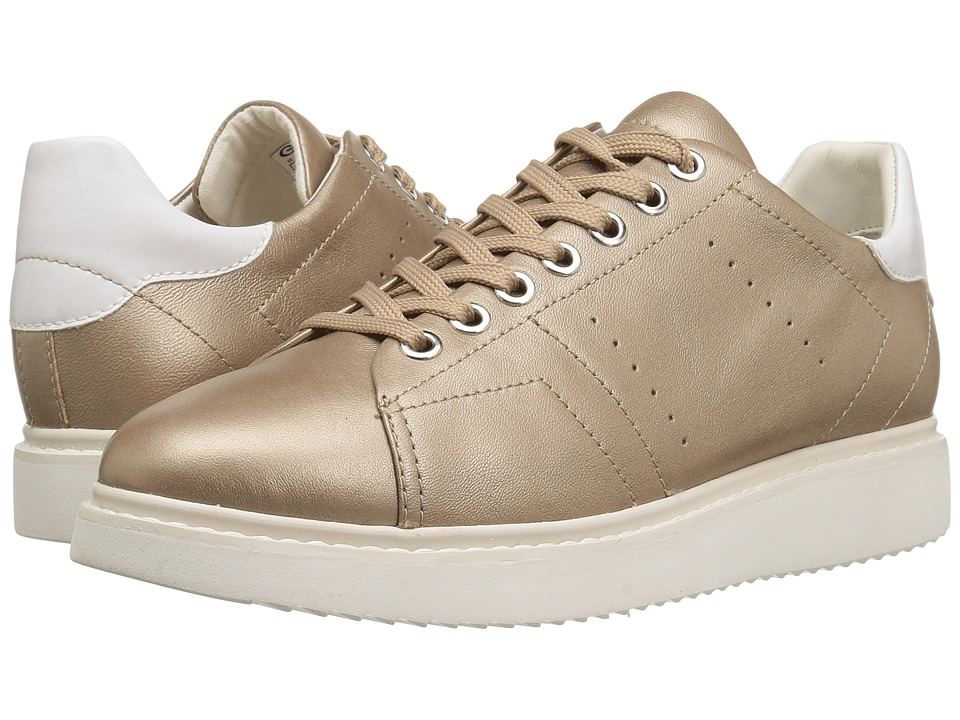 Geox - W THYMAR 1 (Champagne) Women's Shoes