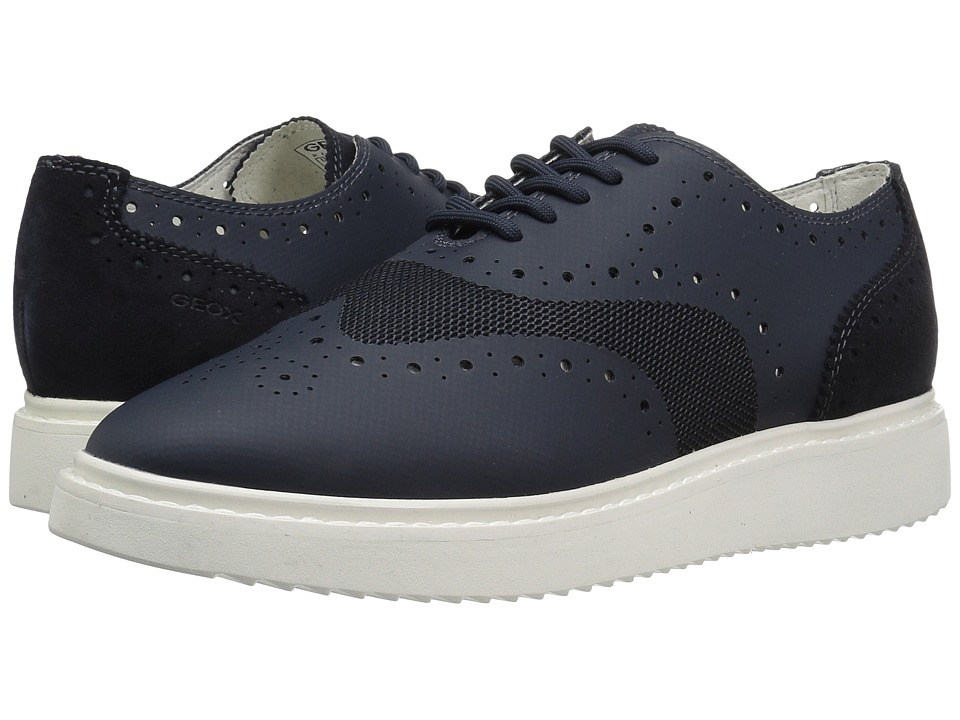 Geox - W THYMAR 4 (Navy) Women's Shoes