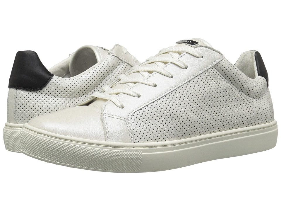 Geox - W TRYSURE 1 (White) Women's Shoes