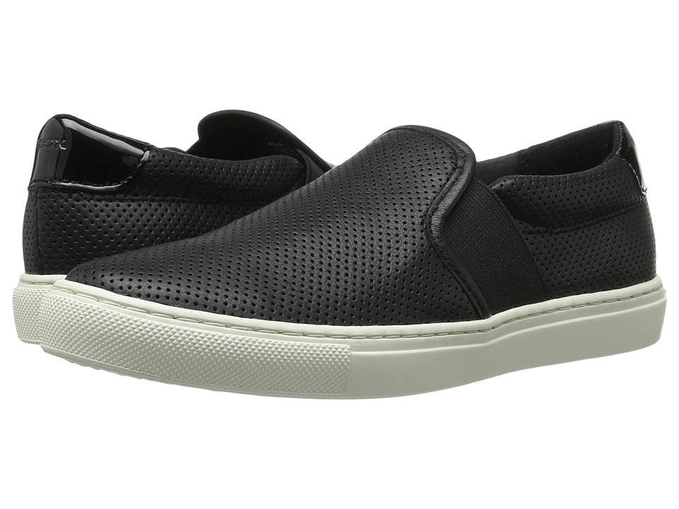 Geox - W TRYSURE 4 (Black) Women's Slip on Shoes