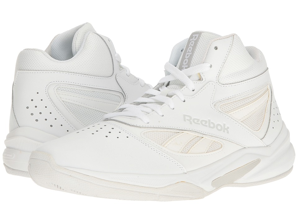 Reebok - Pro Heritage 1 (White/Steel) Men's Shoes