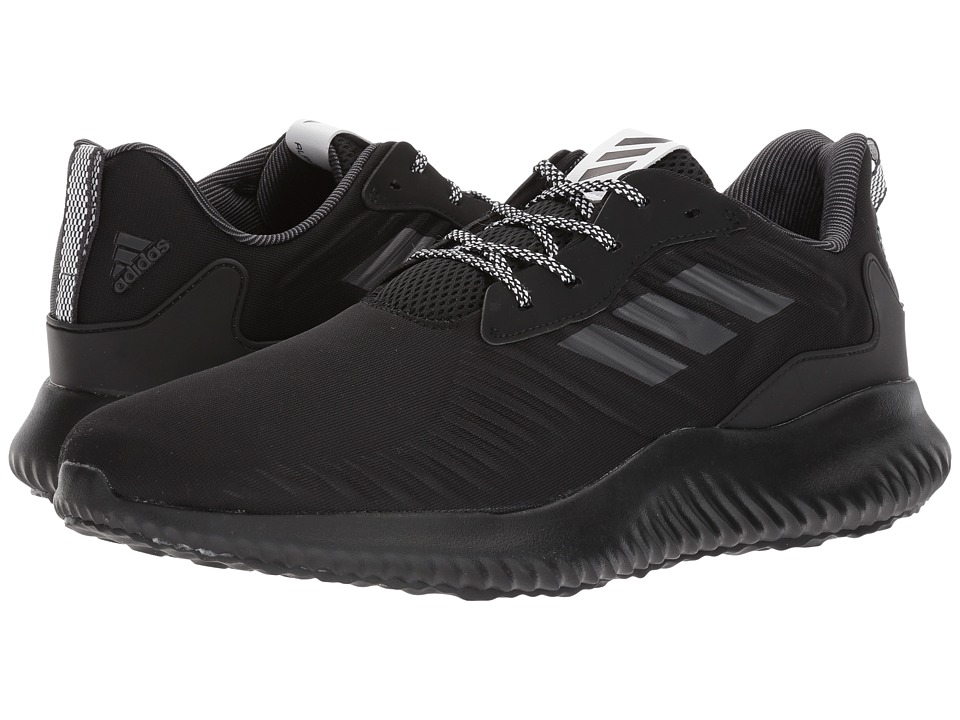 adidas - Alphabounce RC (Core Black/Utility Black/Footwear White) Men's Running Shoes