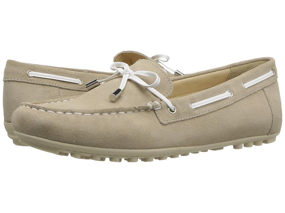 Geox - W LEELYAN 2 (Light Taupe) Women's Shoes