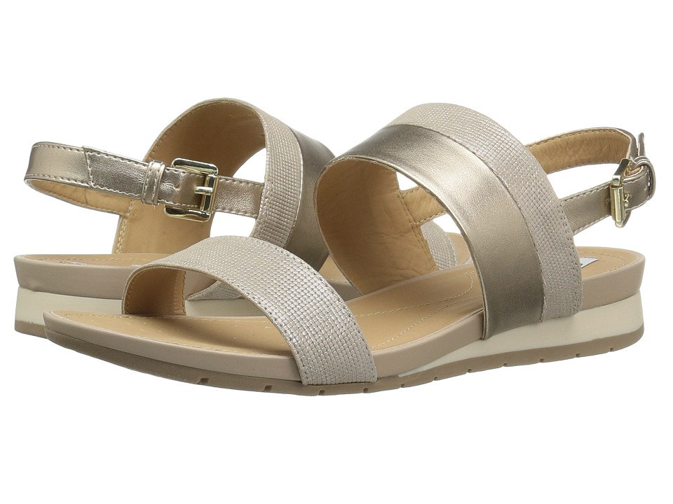 Geox - W FORMOSA 14 (Champagne) Women's Sandals