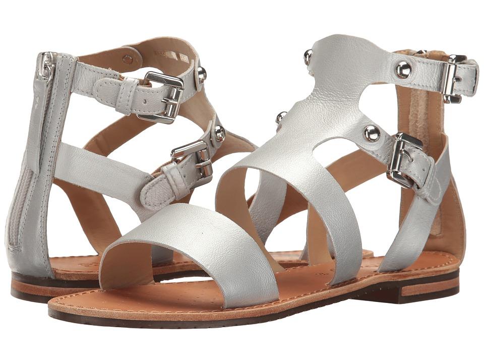 Geox - W SOZY 17 (Silver) Women's Sandals