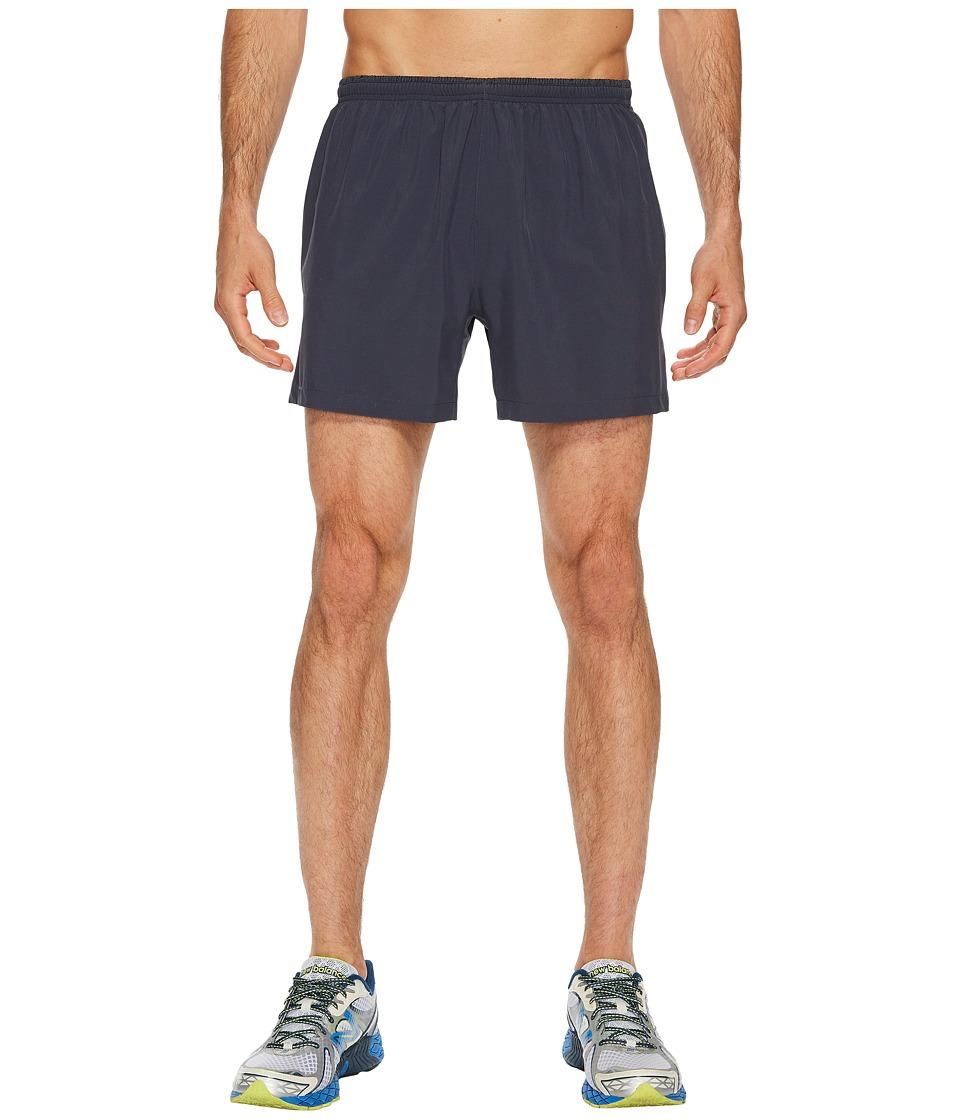 Brooks Sherpa 5 Shorts (Asphalt) Men